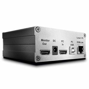 Lindy Émetteur KVM DVI & USB 2.0 (sans option audio)