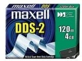 Maxell 4mm DDS-2HS-4/120secondes: 22799200(22799200)