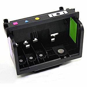 ouguan compatible remanufacturée Print Head 4Slot 564PRINTHEAD for HP Photosmart B110a B210a B109a C410a 510A