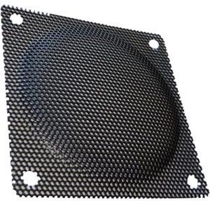 AERZETIX: 2x Grille de protection 80x80mm ventilation pour ventilateur boîtier ordinateur pc C15148