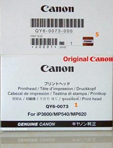 Canon original tête d'impression pour canon pixma mP540, mP550, mP560, mP620, avec une garantie de 6 mois