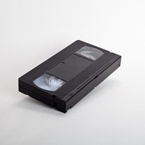 Cassette vidéo VHS 240 SHG (Super High Grade) 240 min Lot de 5