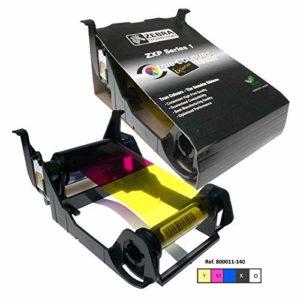 Colour Ribbon F/Zxp Series 1