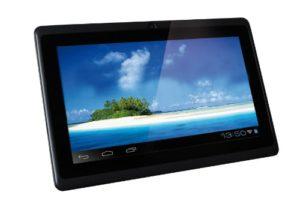 COMAG 8C0002 Android Tablet, 7» Multi Touch, 1,2 GHz Dual Core processeur, HD-écran 1024×600, 1 Go DDR3 RAM, 8 Go NAND Flash (WIFI, SD-Kartenslot, E-BOOK), Noir (Import Europe)