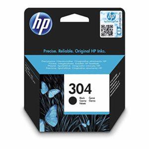 HP 304 Cartouche Noir Authentique (N9K06AE) – Couleurs aléatoires