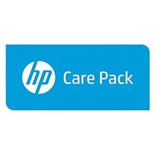 HP Hewlett Packard Enterprise Implementation Service for the cloudsystem Matrix Starter Kit–Extension de garantie