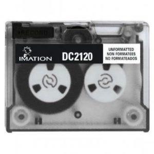 Imation Cartouche DC 2120, 120.0 MB, pour données archivage