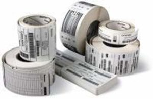 Label roll 148 x 210mm